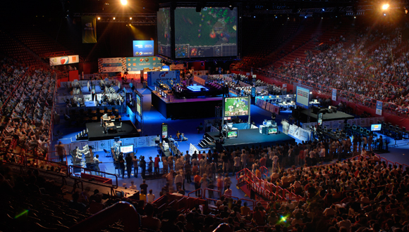 ROCCAT Steps Up As Sponsor For ESWC eSports League