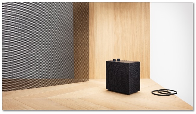 Press Release: Urbanears Expands Speaker Line with Small, Yet Powerful, Lotsen Speaker