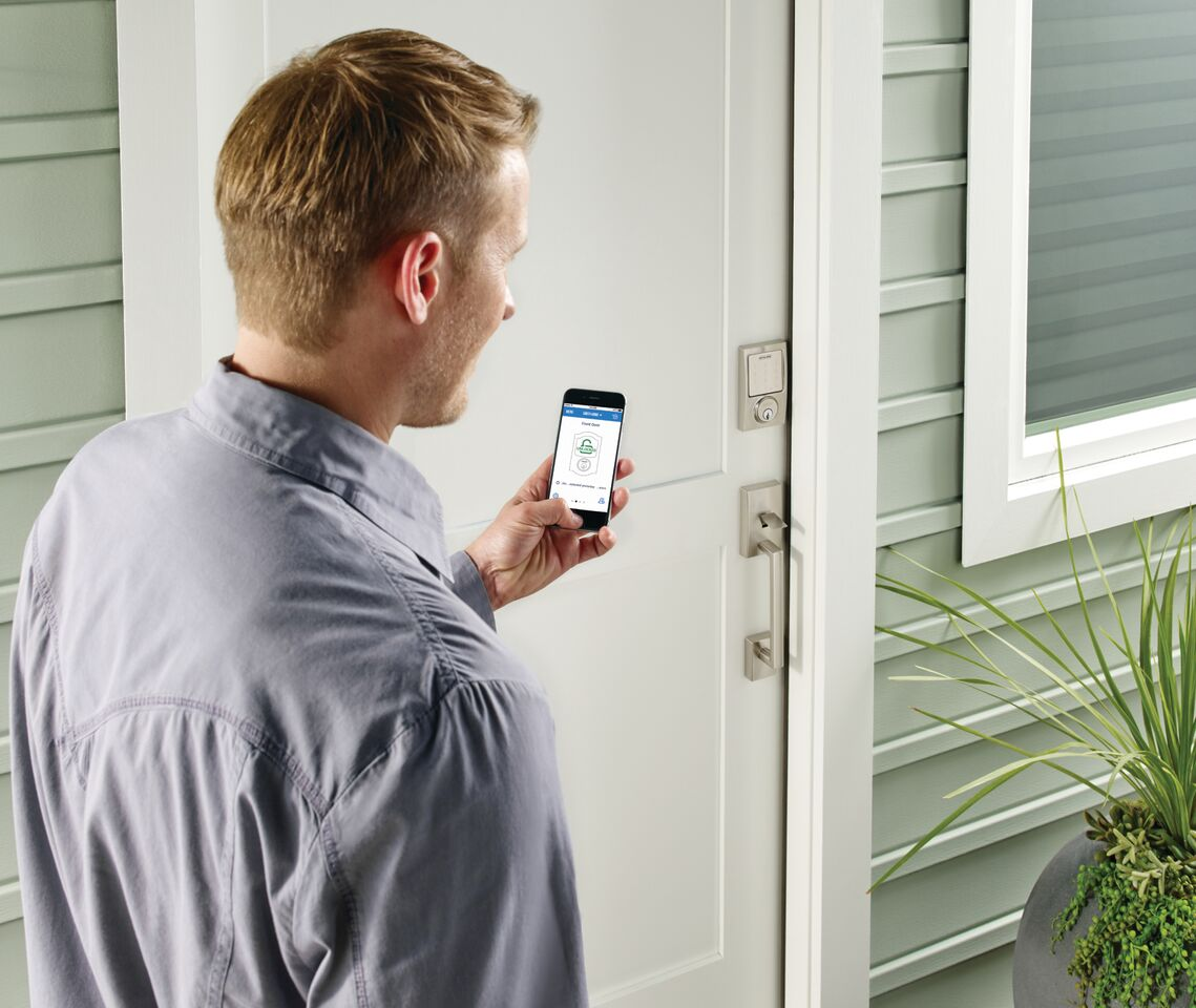 Schlage Gains New Google Home Capabilities
