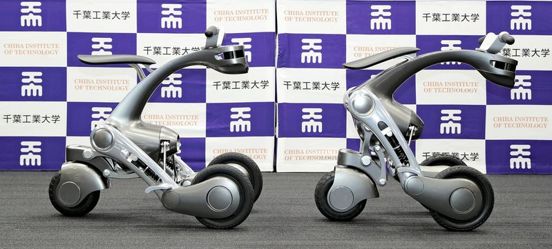 Japanese Researchers Unveil CanguRo Robot, Part-Assistant, Part-Personal Transporation