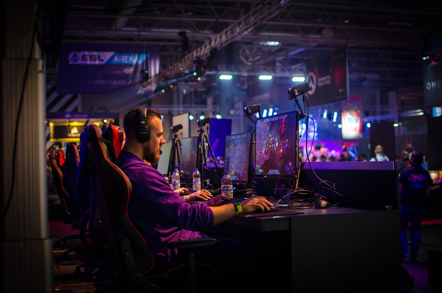 Infographic: Growing Esports Craze
