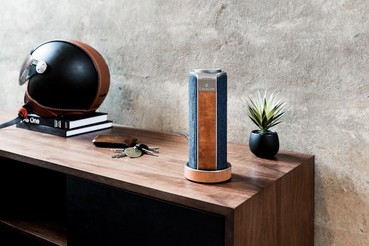 Press Release: Cavalier Audio Introduces the Maverick Speaker System with Amazon Alexa Voice Control